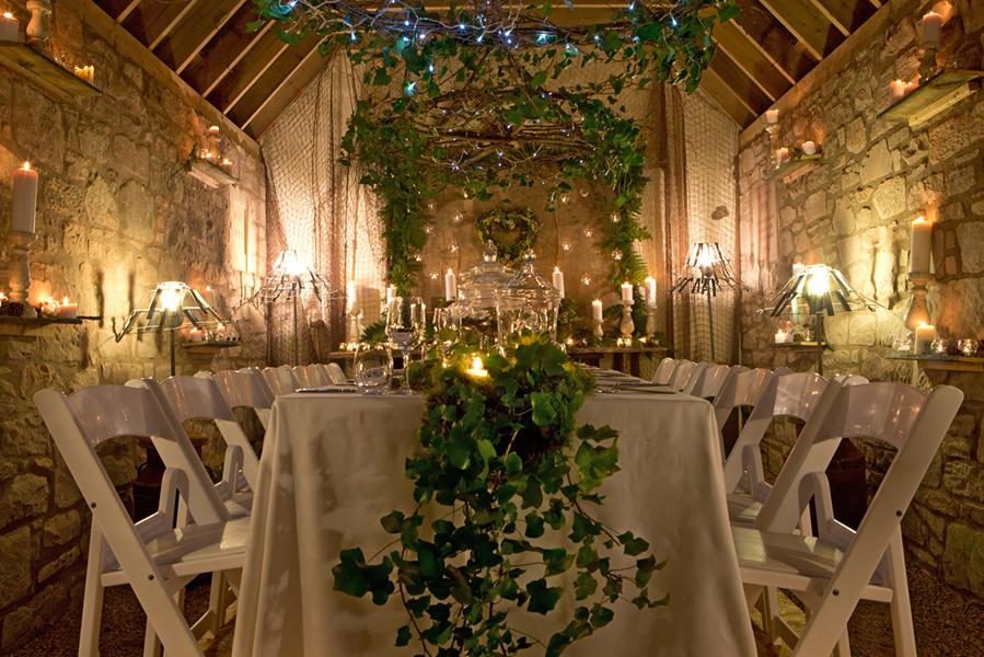 Wedding Venue Hire At Paxton House Scottish Borders