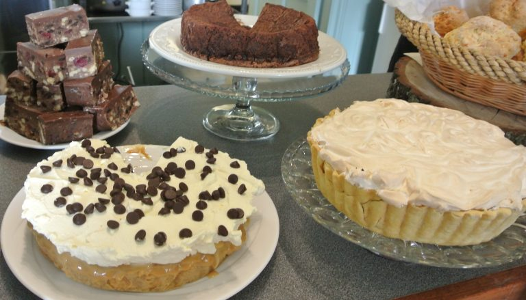 The Stables Tearoom homemade Cakes